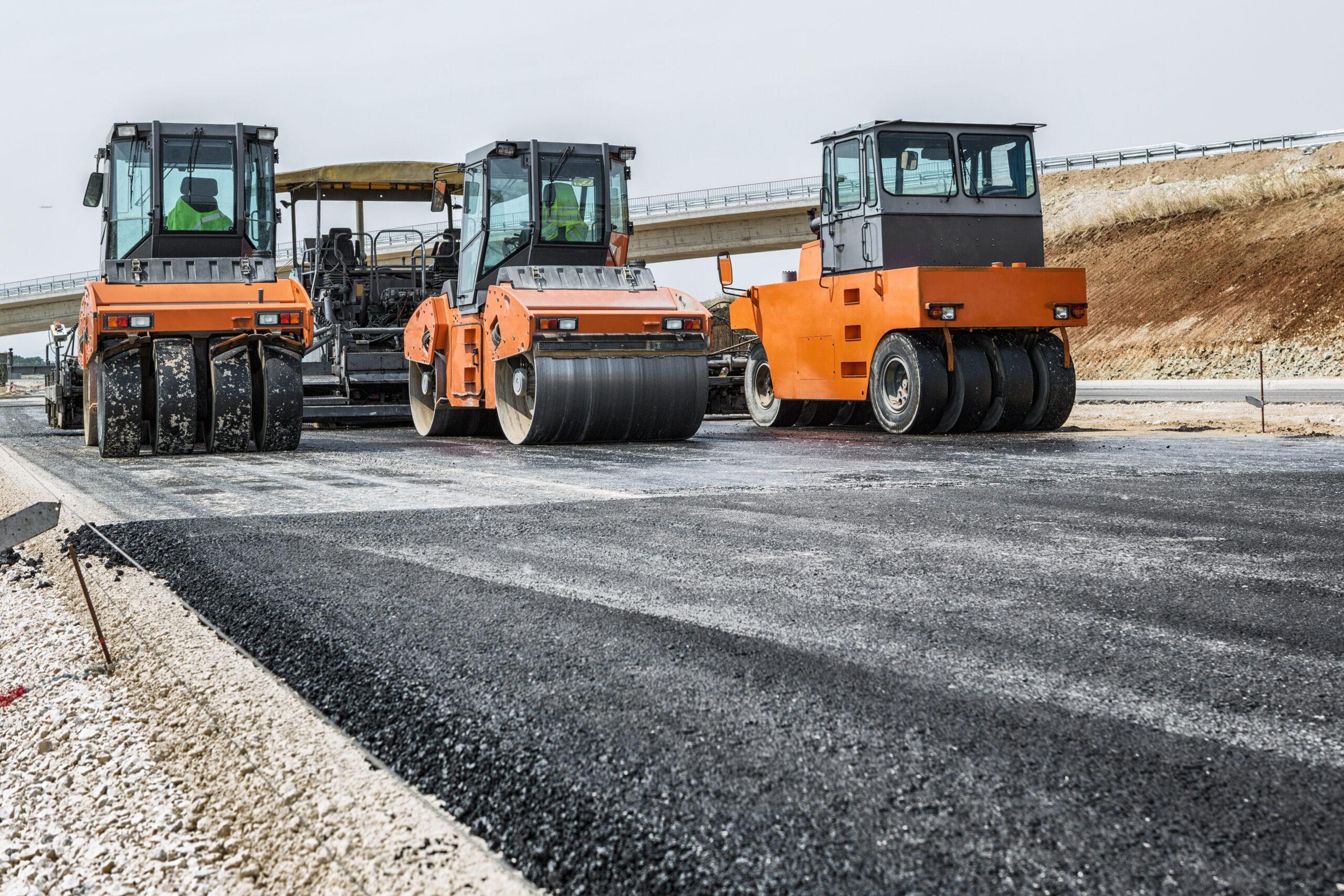Budowa, modernizacje i remonty dróg